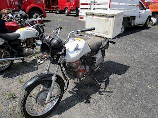Motocicleta Honda GL150 2011