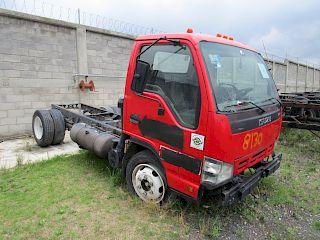 Chasis Cabina Isuzu Elf450 2008