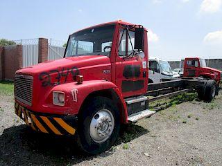 Chasis Cabina Freightliner FL70 2000
