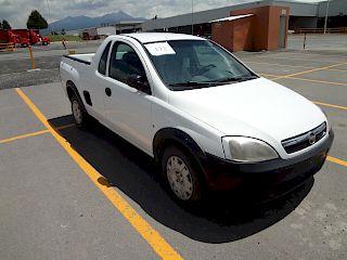 Pick up Chevrolet Tornado 2011