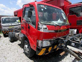 Chasis Cabina Hino 300/816 2011