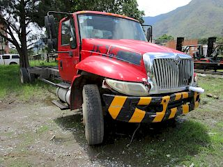 Chasis Cabina International 4300 2008