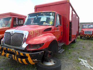 Chasis Cabina International 4300 2010