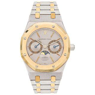 AUDEMARS PIGUET ROYAL OAK MOONPHASE REF. C5802 wristwatch.