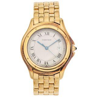CARTIER COUGAR wristwatch.