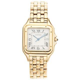 CARTIER PANTHéRE wristwatch.