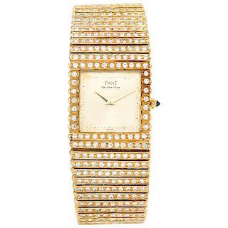 PIAGET REF. 9131 C16 wristwatch.