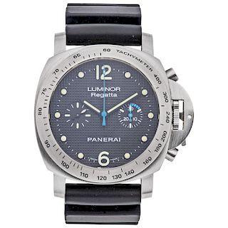 PANERAI LUMINOR REGATTA CLASSIC YACHTS CHALLENGE N¡ 392 / 500 REF. OP6757, CA. 2008 wristwatch.