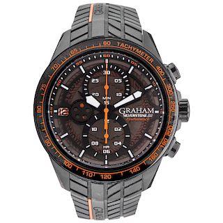 GRAHAM SILVERSTONE RS ENDURANCE REF. GR2SYDE 02 wristwatch.