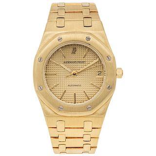 AUDEMARS PIGUET ROYAL OAK wristwatch.