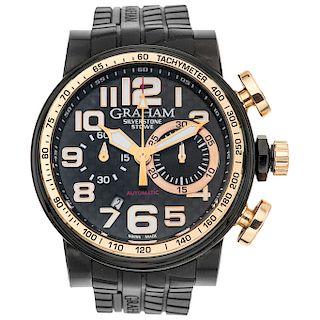 GRAHAM SILVERSTONE STOWE N¡027 wristwatch.