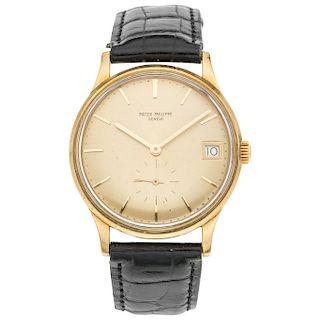 PATEK PHILIPPE CALATRAVA REF. 3514 wristwatch.