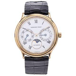 AUDEMARS PIGUET MOONPHASE wristwatch.