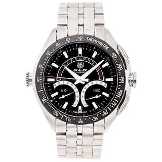 TAG HEUER SLR FOR MERCEDES BENZ REF. CAG7010 wristwatch.