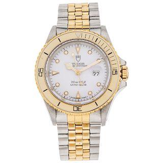 TUDOR PRINCE OYSTERDATE MINI-SUB REF. 73091 wristwatch.