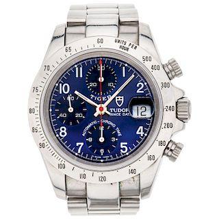 TUDOR PRINCE DATE TIGER REF. 79280P wristwatch.