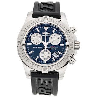 BREITLING COLT CHRONOMETRE REF. A73380 wristwatch.