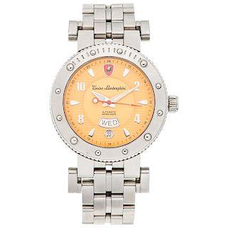 TONINO LAMBORGHINI LIMITED EDITION 1949 wristwatch.