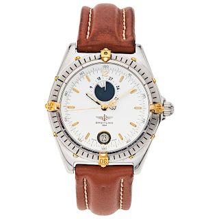 BREITLING WINDRIDER REF. B14047 wristwatch.