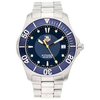 TAG HEUER PROFESSIONAL REF. WAB1112 wristwatch.