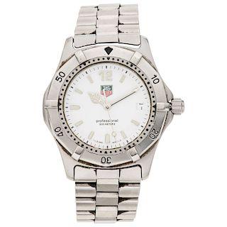 TAG HEUER REF. WK1111 wristwatch.