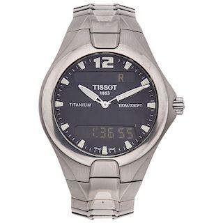 TISSOT REF. T790 wristwatch.