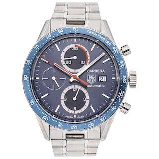 TAG HEUER CARRERA REF. CV2015-1 wristwatch.