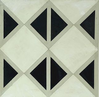 Attributed : Sol LeWitt (AMERICAN, 1928–2007)