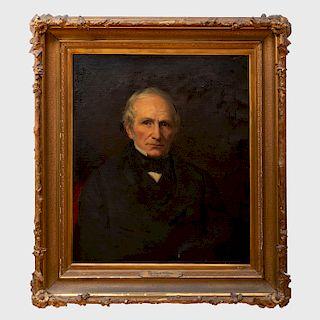 American School: Portrait of Richard Willing