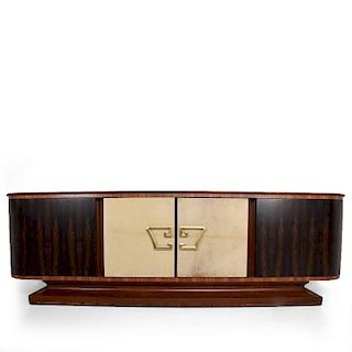 Hollywood Regency Credenza Attributed to Robert & Mito Block