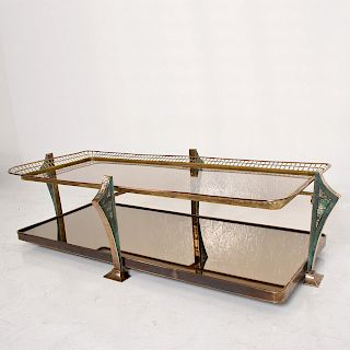 Mexican Modernist Coffee Table after Pepe Mendoza