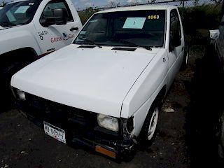 Chasis Cabina  Nissan D21 2002