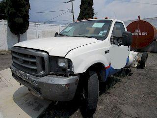 Chasis Cabina  Ford F450 2002