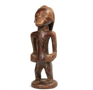 Standing Tabwa Figure