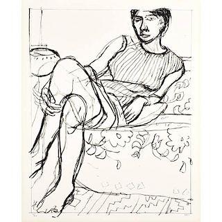 Richard Diebenkorn (American, 1922-1993)