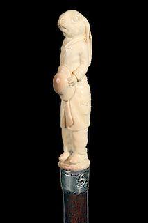 Mammoth Ivory Dress Cane