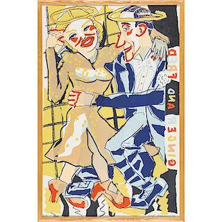 RED GROOMS (American, b. 1937)