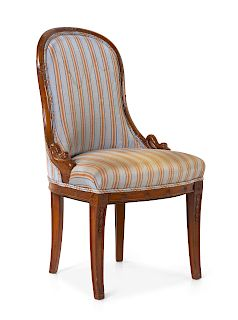 An Empire Beechwood Chaffeuse <br>EARLY 19TH CENT