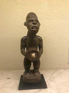 Bakongo Figure, First Half 20th Century