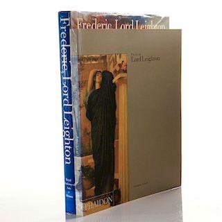 SET OF 2, FREDERIC, LORD LEIGHTON BOOKS