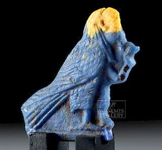 Published Egyptian Ptolemaic Glass Ba Bird Applique