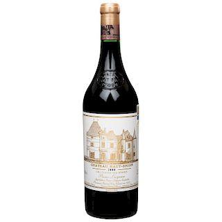 Château Haut - Brion. Cosecha 2000. Pessac. Premier Grand Cru Classé. Nivel: a 1 cm.