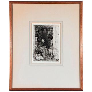 James McNeill Whistler (1834 - 1903).