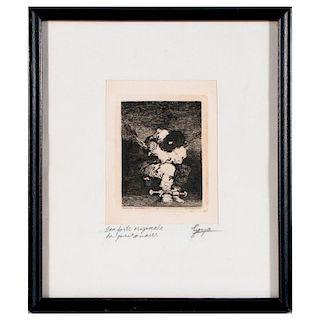 Francisco Goya (1746 - 1848).