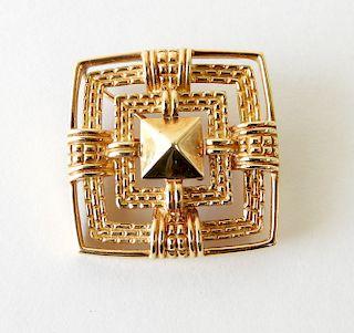 Vintage Cartier Pendant/Pin