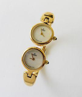 Fendi Double Face Lady's Wrist Watch