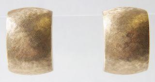 Tiffany & Company 14K Yellow Gold Earrings