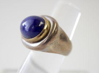 Paloma Picasso for Tiffany & Co Lapis Lazuli Ring