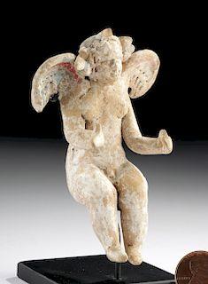 Hellenistic Canosan Ceramic Eros