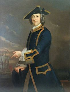 JOHN WOLLASTON (ENGLISH, ACTIVE IN COLONIAL